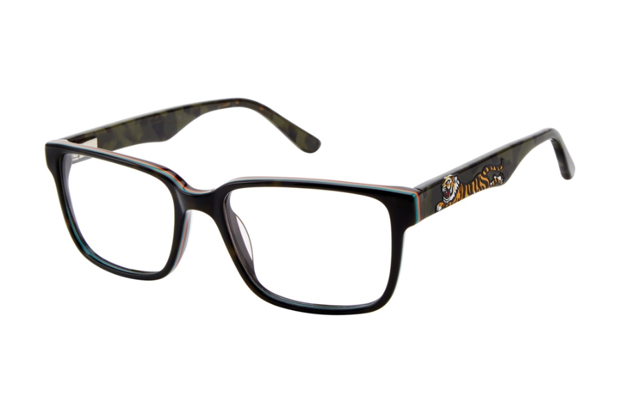 Zuma Rock ZR001 Eyeglasses in TOR Tortoise