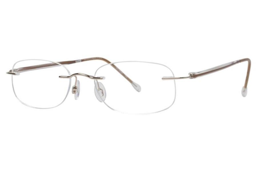 Invincilites Sigma W Mens Eyeglass Frames Black