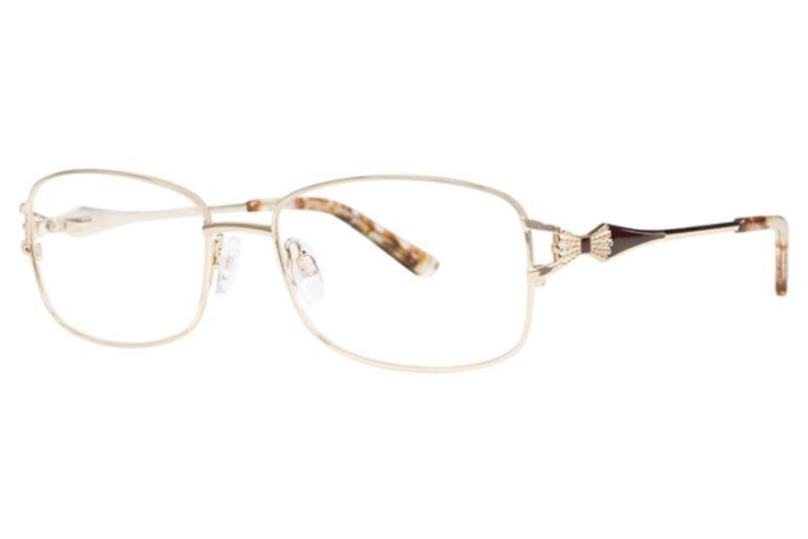 Sophia Loren SL Beau Rivage 78 Eyeglasses in 57 Gold