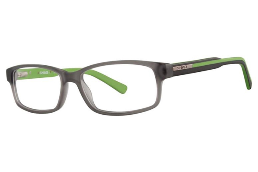 Shaquille O'Neal QD 121Z Eyeglasses in 100 Grey