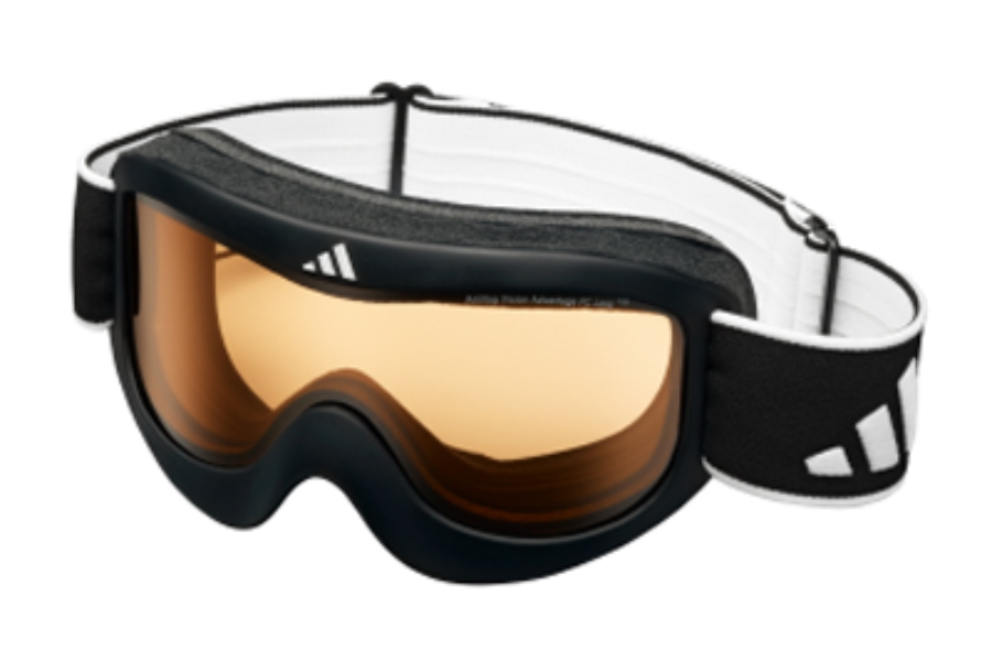 Adidas a183 Pinner Goggles in 6051 Black Matt w/ LST Bright Lenses