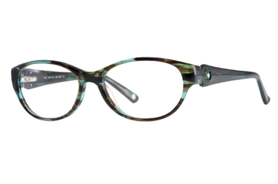 bc3e84cd12b2 ... Adrienne Vittadini AV1136 Eyeglasses in Adrienne Vittadini AV1136  Eyeglasses ...