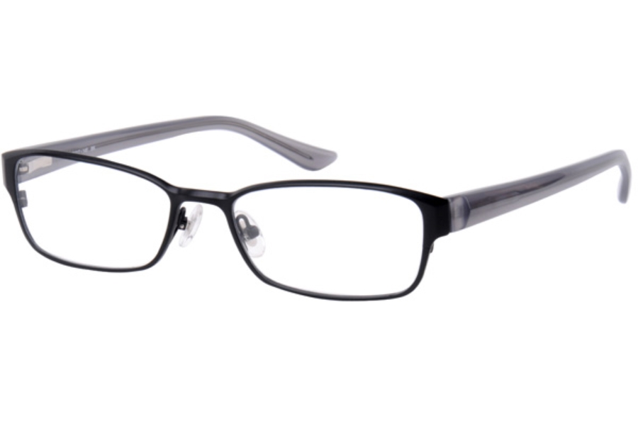 Amadeus A927 Eyeglasses in BLK BLACK