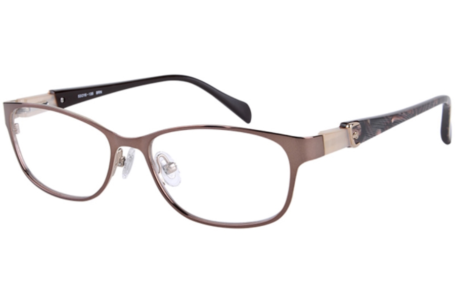 Amadeus A962 Eyeglasses in BRN Brown