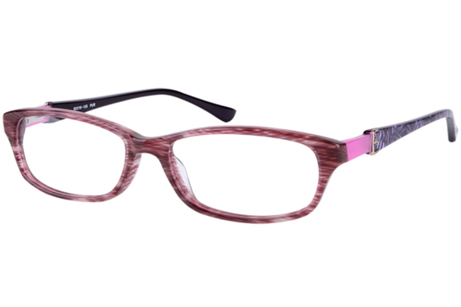 Amadeus A964 Eyeglasses in PUR Purple