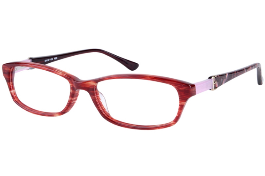 Amadeus A964 Eyeglasses in RED Red