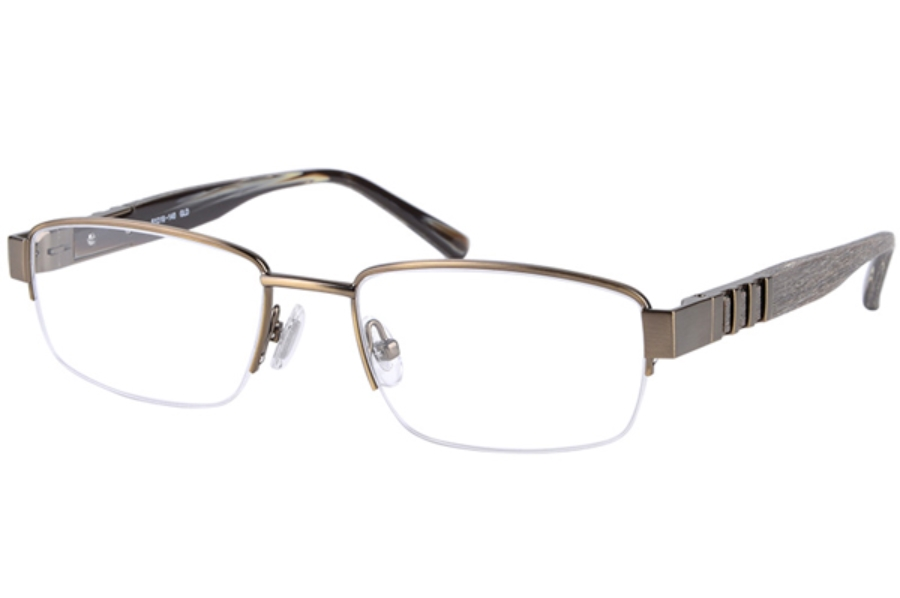 Amadeus A966 Eyeglasses in GLD Gold