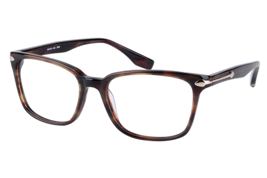 Amadeus A969 Eyeglasses in BRN Brown