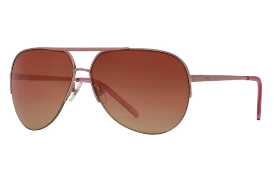 Anarchy Cece Sunglasses in Soft Pink / Pink Platinum / Gradient Lenses