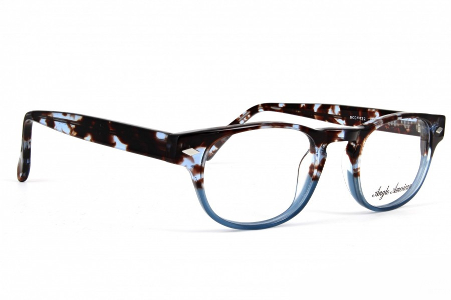 Anglo American Fitz 2 Eyeglasses in G106