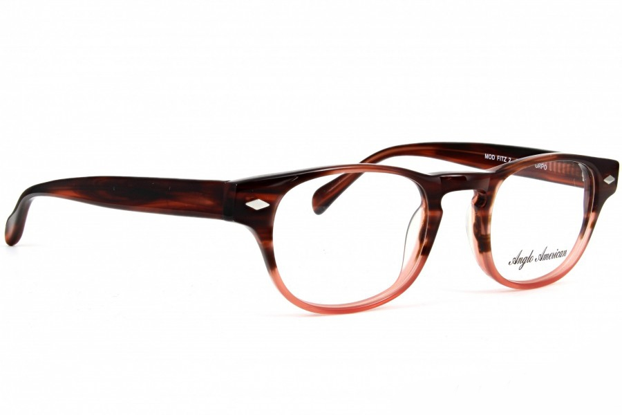 Anglo American Fitz 2 Eyeglasses in GRPO