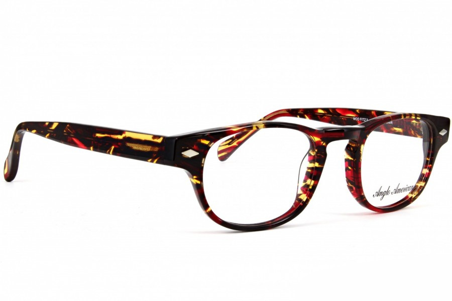 Anglo American Fitz 2 Eyeglasses in TOWR