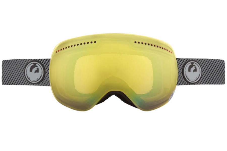 Dragon ADVANCED PROJECTS X - Continued Goggles in BOOST / TRANSITION YELLOW