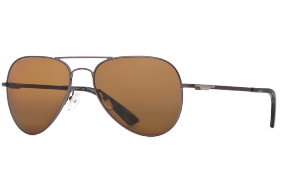 Bobby Jones BJ Zach Sunglasses in Gunmetal