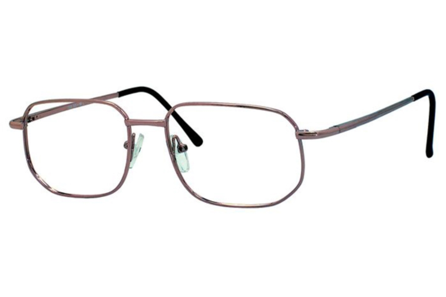 Budget Pacific Eyeglasses in Brown