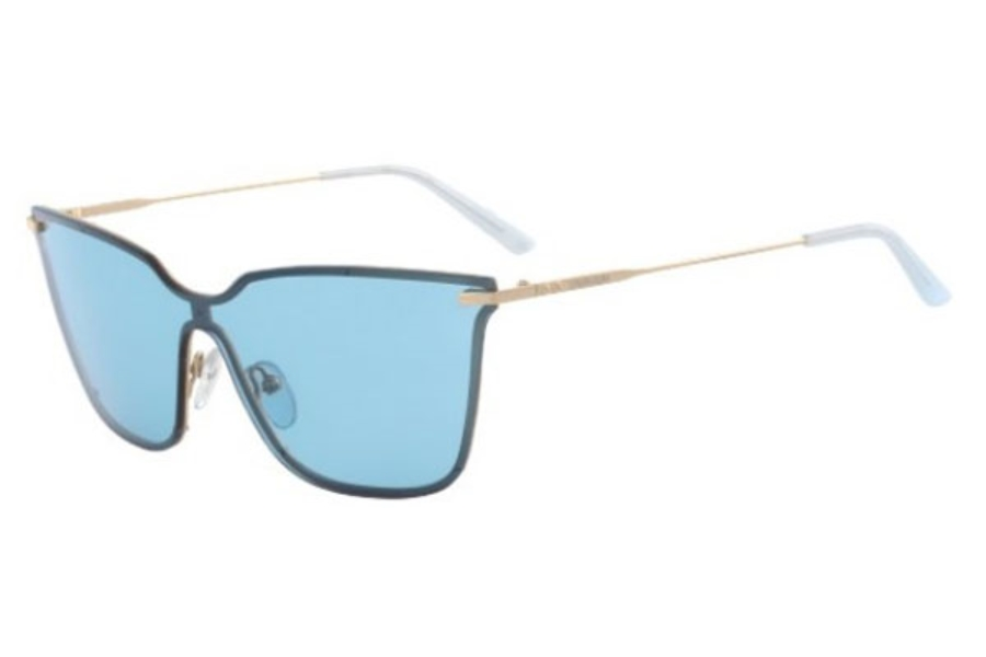 cK Calvin Klein CK18115S Sunglasses in 448 Light Blue