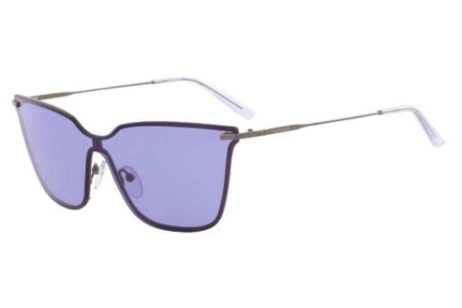 cK Calvin Klein CK18115S Sunglasses in 550 Light Purple