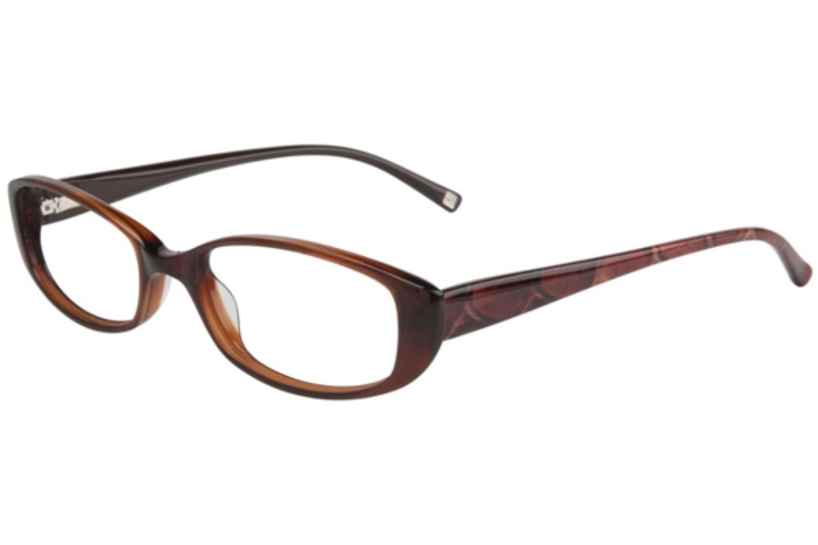Cafe Lunettes cafe 3142 Eyeglasses in C-1 Brown