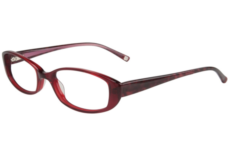 Cafe Lunettes cafe 3142 Eyeglasses in C-2 Cranberry