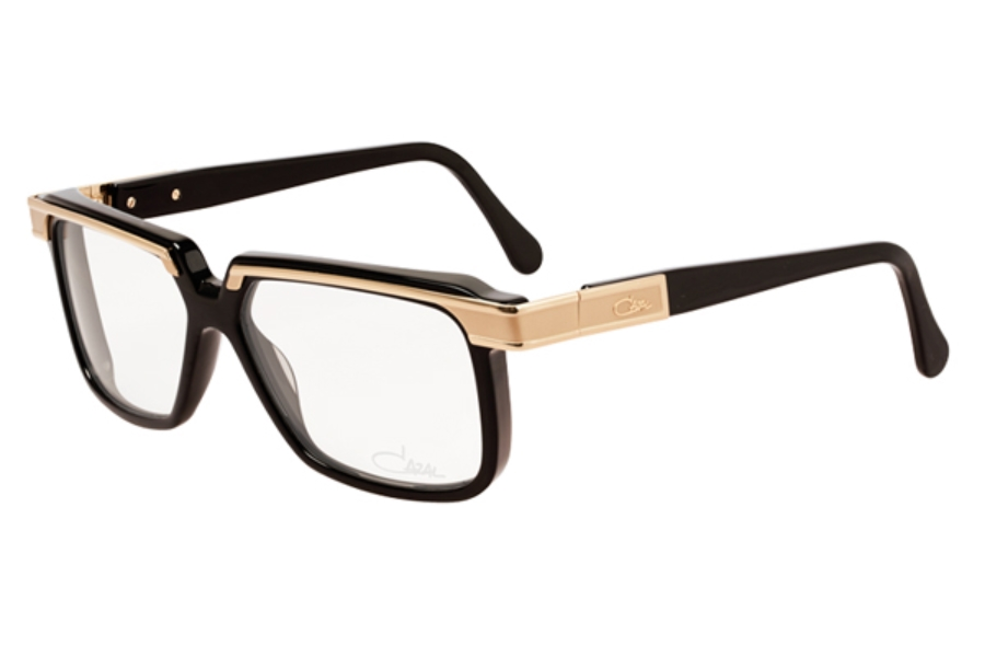 Cazal Legends 650 Eyeglasses in 001 Black