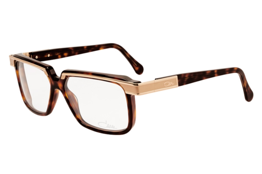 Cazal Legends 650 Eyeglasses in 821 Amber