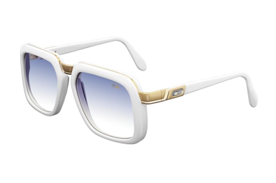 23467efacdb ... Cazal Legends 616 Sun Sunglasses in 180-3 White ...