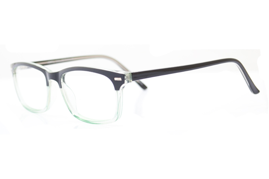 Vertu CE 3023 Eyeglasses in Black Crystal