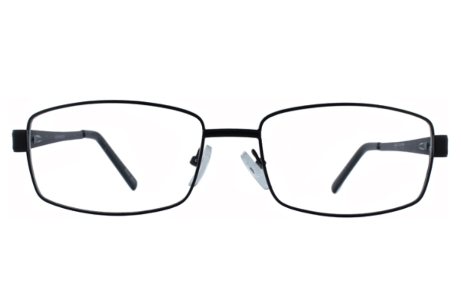 Ce-Tru 1302 Eyeglasses in Black