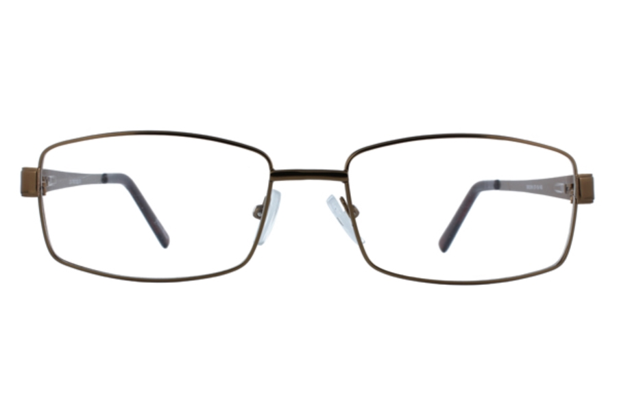 Ce-Tru 1302 Eyeglasses in Brown