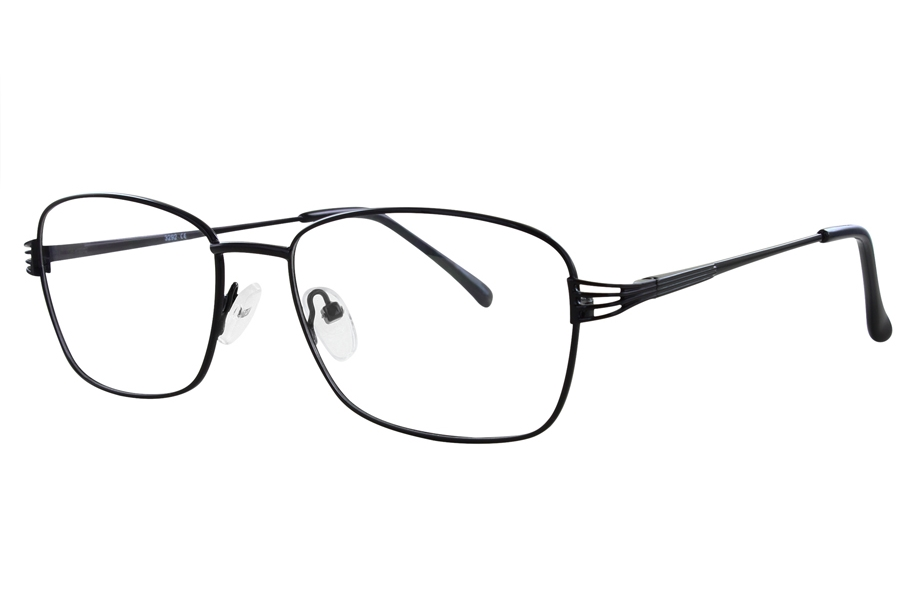 Ce-Tru 3292 Eyeglasses in Black