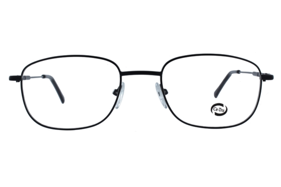Ce-Tru 349 Eyeglasses in Black