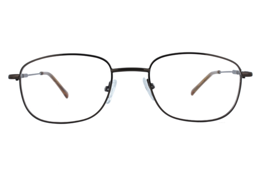 Ce-Tru 349 Eyeglasses in Brown