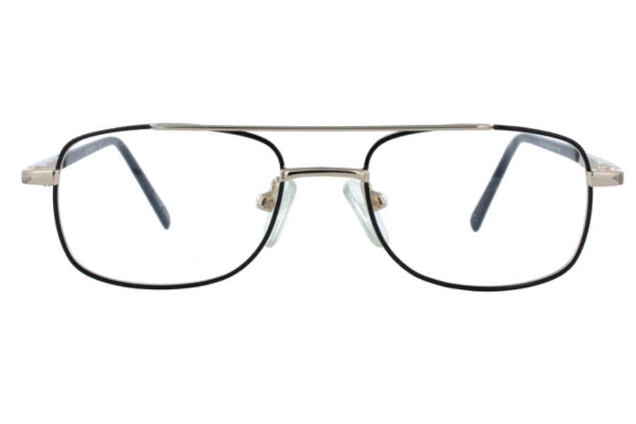 Ce-Tru 435 Eyeglasses in Black