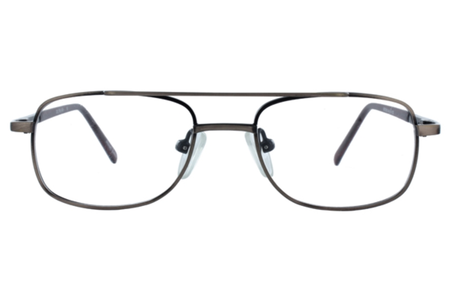 Ce-Tru 435 Eyeglasses in Brown