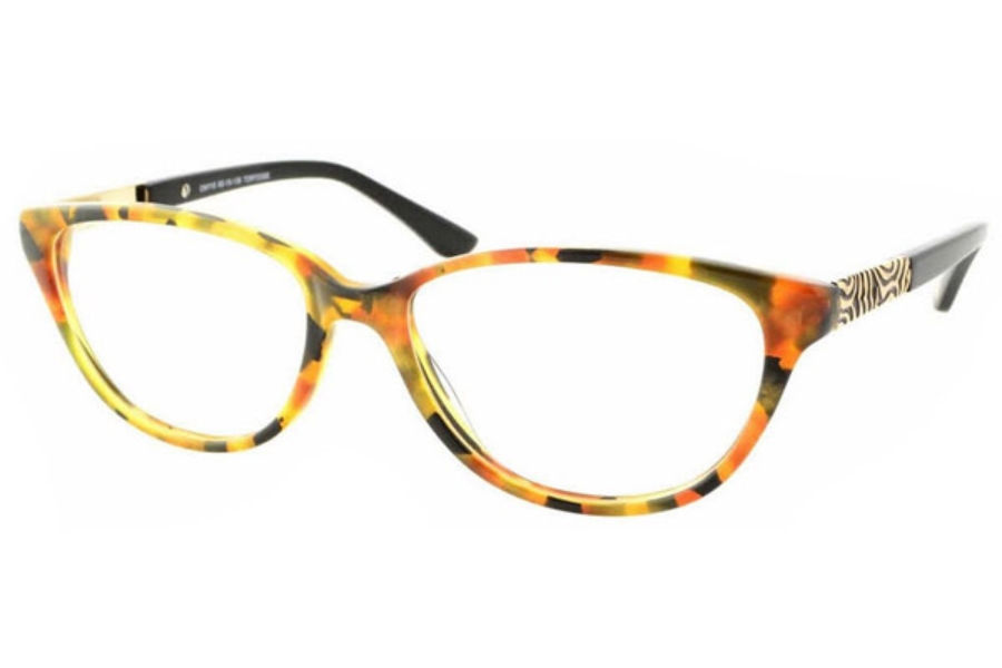 Corinne McCormack Brooklyn Eyeglasses in Tortoise