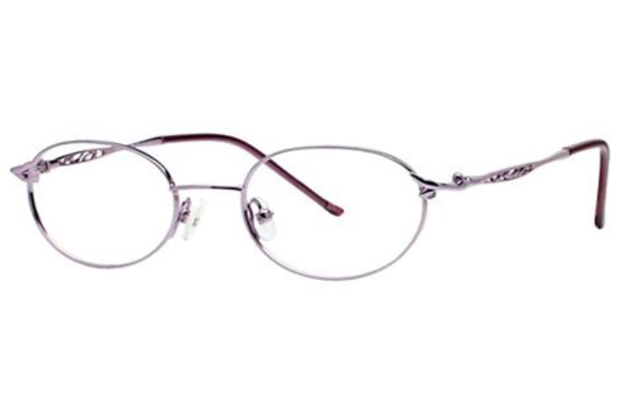 Destiny Geanna Eyeglasses in Lavender