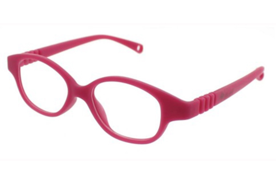 dilli dalli Cake Pop Eyeglasses in Rasberry