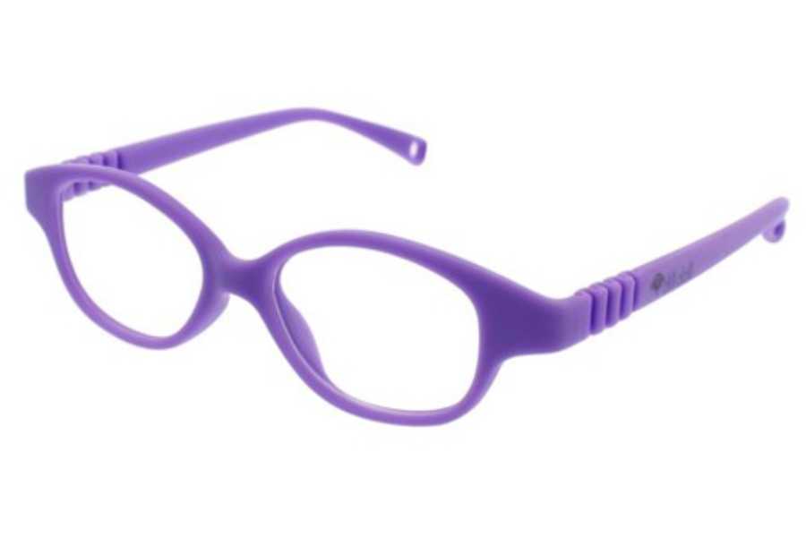 dilli dalli Cake Pop Eyeglasses in Violet