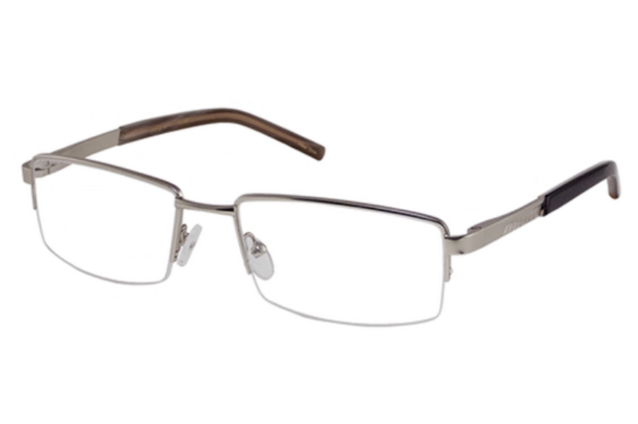 Donald J. Trump DT 65 Eyeglasses in Silver