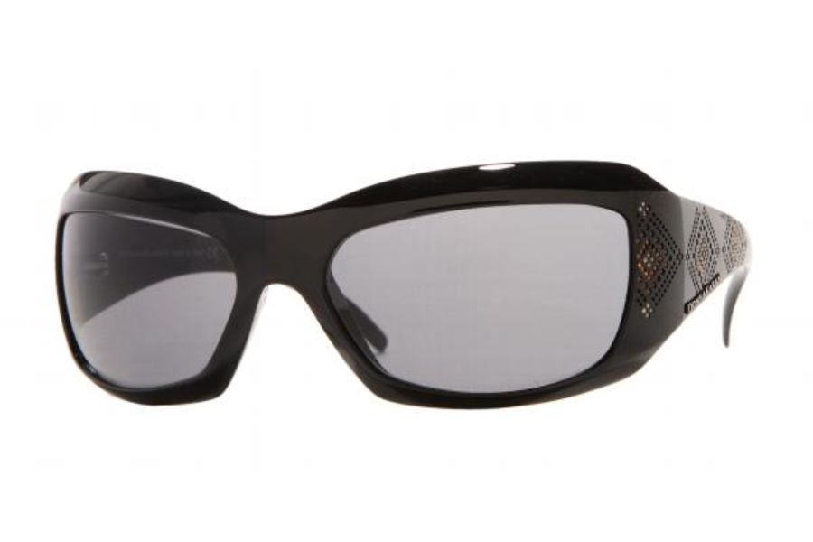 Donna Karan DK 1060B Sunglasses in 329087 Black/ h