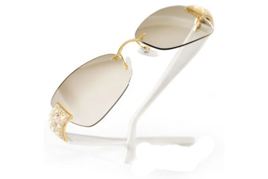 Daniel Swarovski S640 Sunglasses