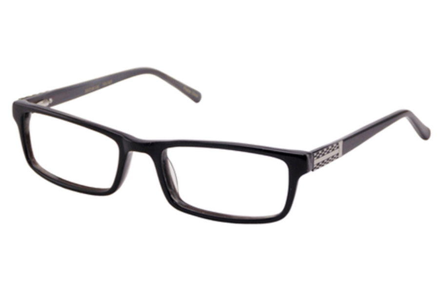 Donald J. Trump DT 75 Eyeglasses in Black