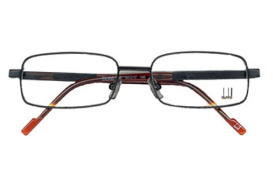 Dunhill DU 61 Eyeglasses in 02 Matte Black