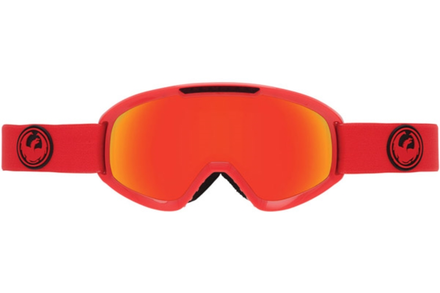 Dragon DX2 Goggles in BITTER / RED ION