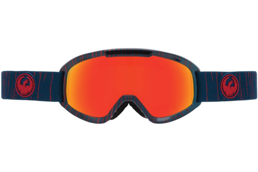 Dragon DX2 Goggles in GEO / RED IONIZED