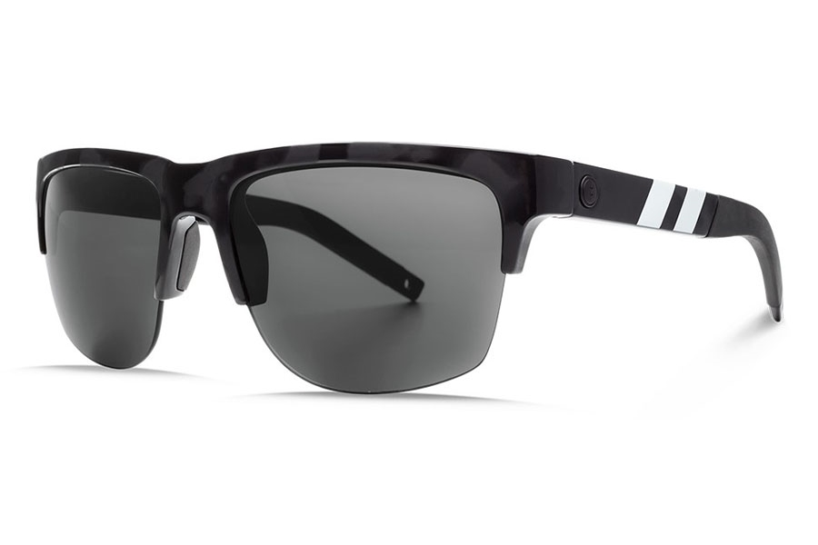 Electric Knoxville Pro Sunglasses in EE16164369 Black Camo/Ohm+ Polar Grey