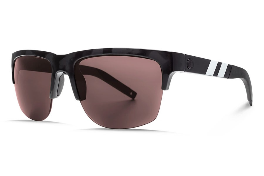 Electric Knoxville Pro Sunglasses in EE16164384 Black Camo/Ohm+ Rose
