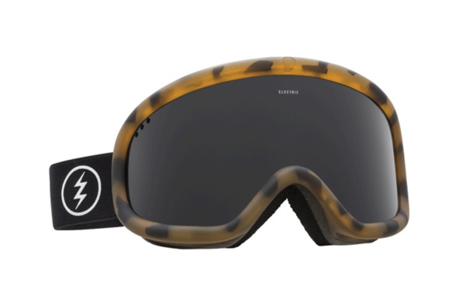 Electric Charger Goggles in EG2116109 Tortoise w/ Jet Black