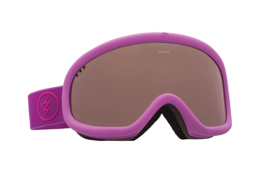 Electric Charger Goggles in EG2116201 Purple w/ Brose