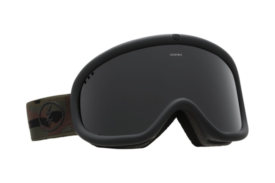 Electric Charger Goggles in EG2116302 Dark Camo w/ Jet Black